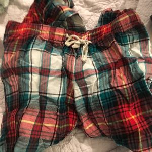 Old navy flannel pajama pants